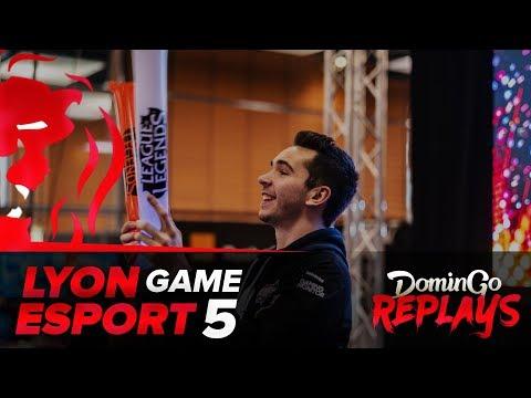Lyon eSport 2018 - Stream Team vs BG (Tournoi Amateur)