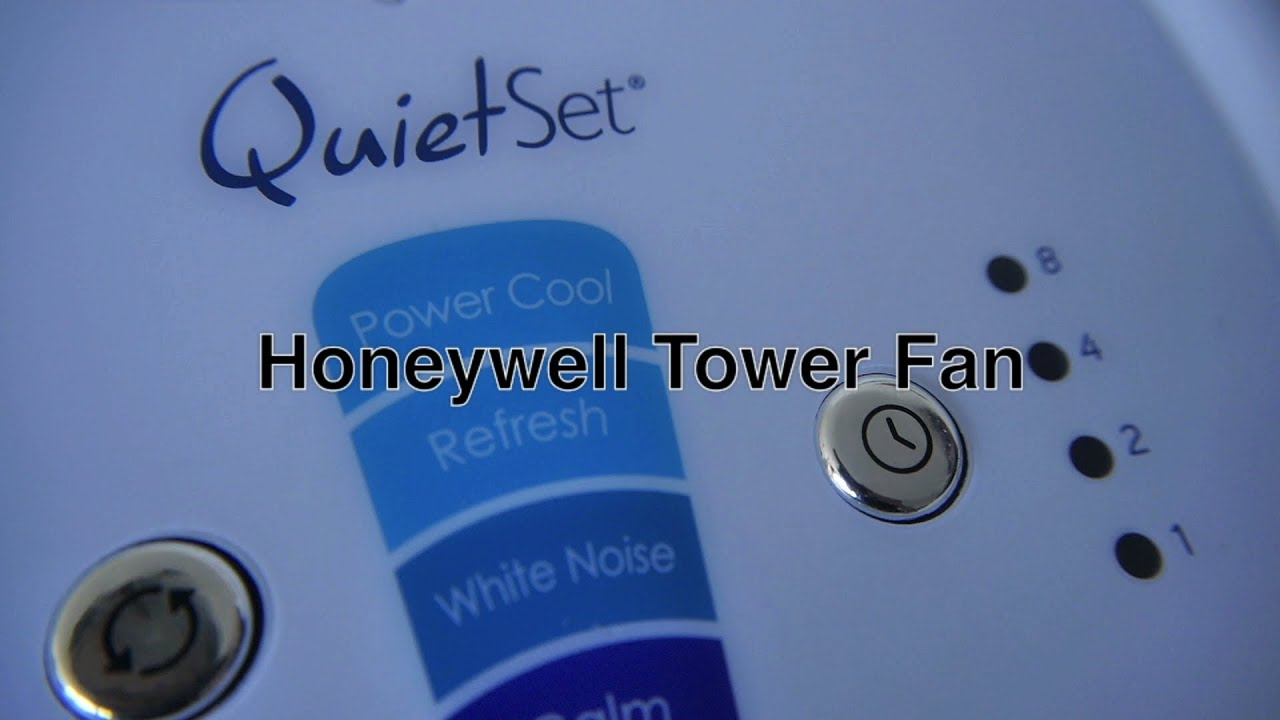 Best Tower Fan by Honeywell w Oscillating Pedestal Stand Indoor