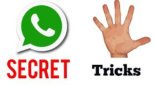 WhatsApp secret tricks and tips in hindi 2017 – WHATSAAP ki 5 Secret Tricks For Android must watch !
