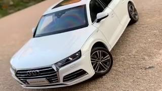 2018 All New Audi Q5L SUV Diecast Model for Collection