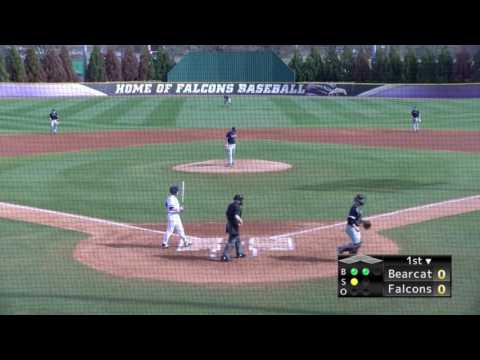 Montevallo baseball vs. McKendree (Game 1)