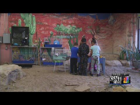 Topeka School Brings Adventure To Classroom