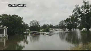 Volunteers Rescue Neighbors in Dillon County