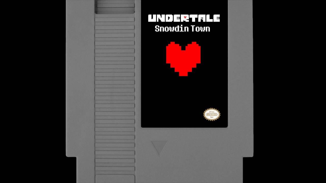 Undertale - Snowdin Town - Nes Soundfont