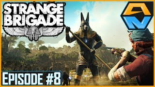 "STRANGE BRIGADE Let's Play | Episode 8 | ""THE TOWERING TEMPLE Part 2!"""
