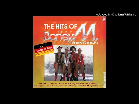 Boney M.: The Hits Of Boney M. - German Versions