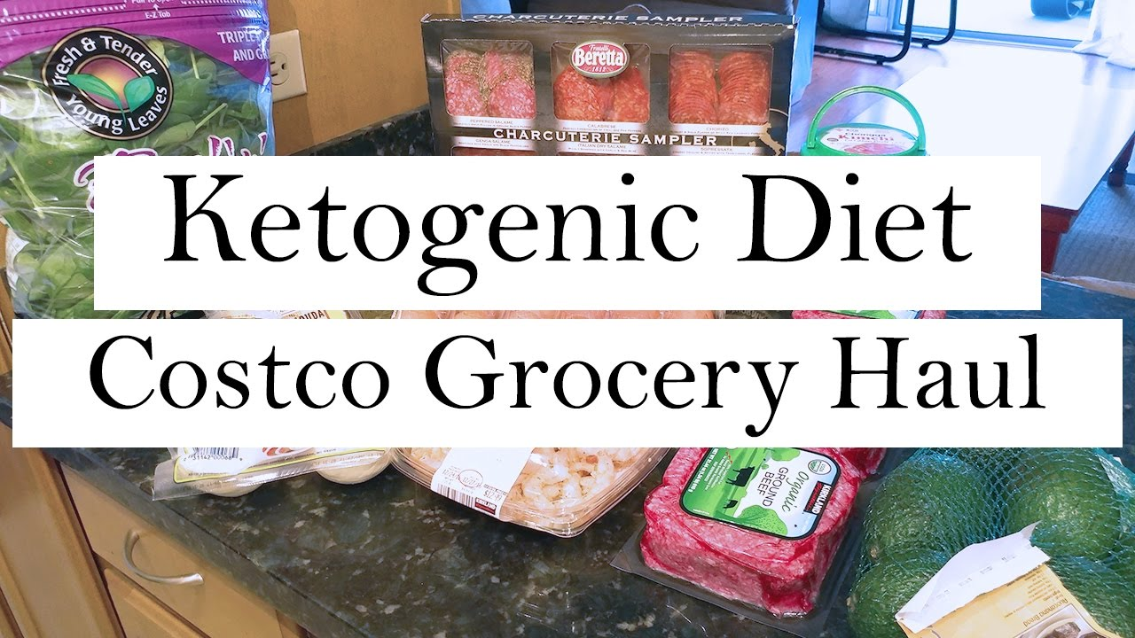 Ketogenic Diet | Costco Grocery Haul - YouTube