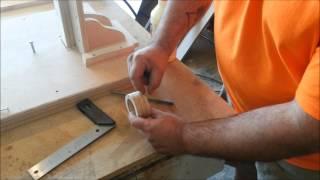 Homemade Jig - Mounting Plate For Wooden Ball Jig