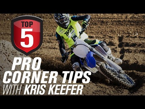 Top 5 Pro Corner Tips with Kris Keefer