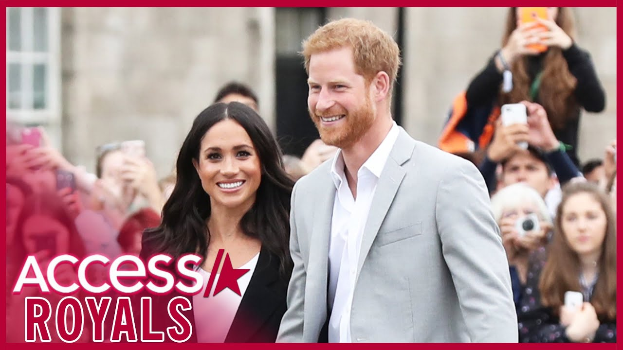 'Overjoyed' Prince Harry And Meghan Markle Are Expecting Their ...