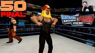 WWE SmackDown vs. Raw 2010: Road to WrestleMania #50 Final