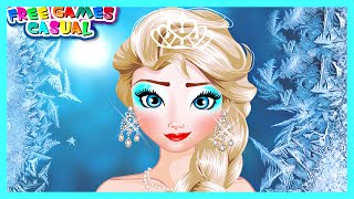 Frozen Games- Elsa Makeup School- Fun Online Makeup Fashion Games for Girls Kids