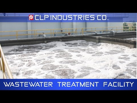 SBR Wastewater Treatment Facility by CLP Industries Co.