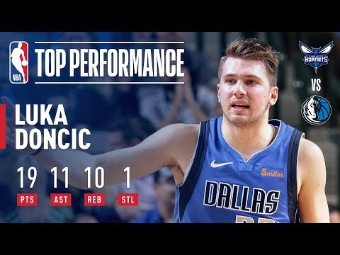 Luka Doncic Records His 3rd TRIPLE-DOUBLE | February 6, 2019 thumbnail