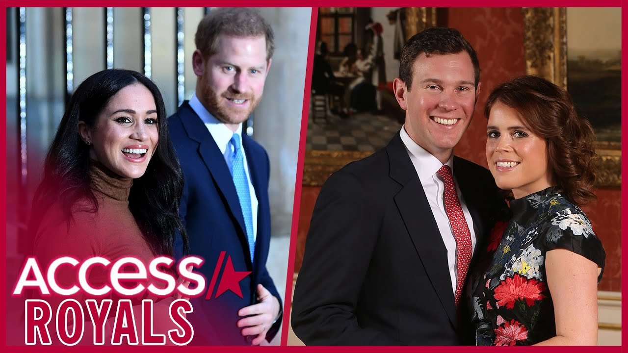 Princess Eugenie Living In Meghan Markle & Prince Harry's Cottage