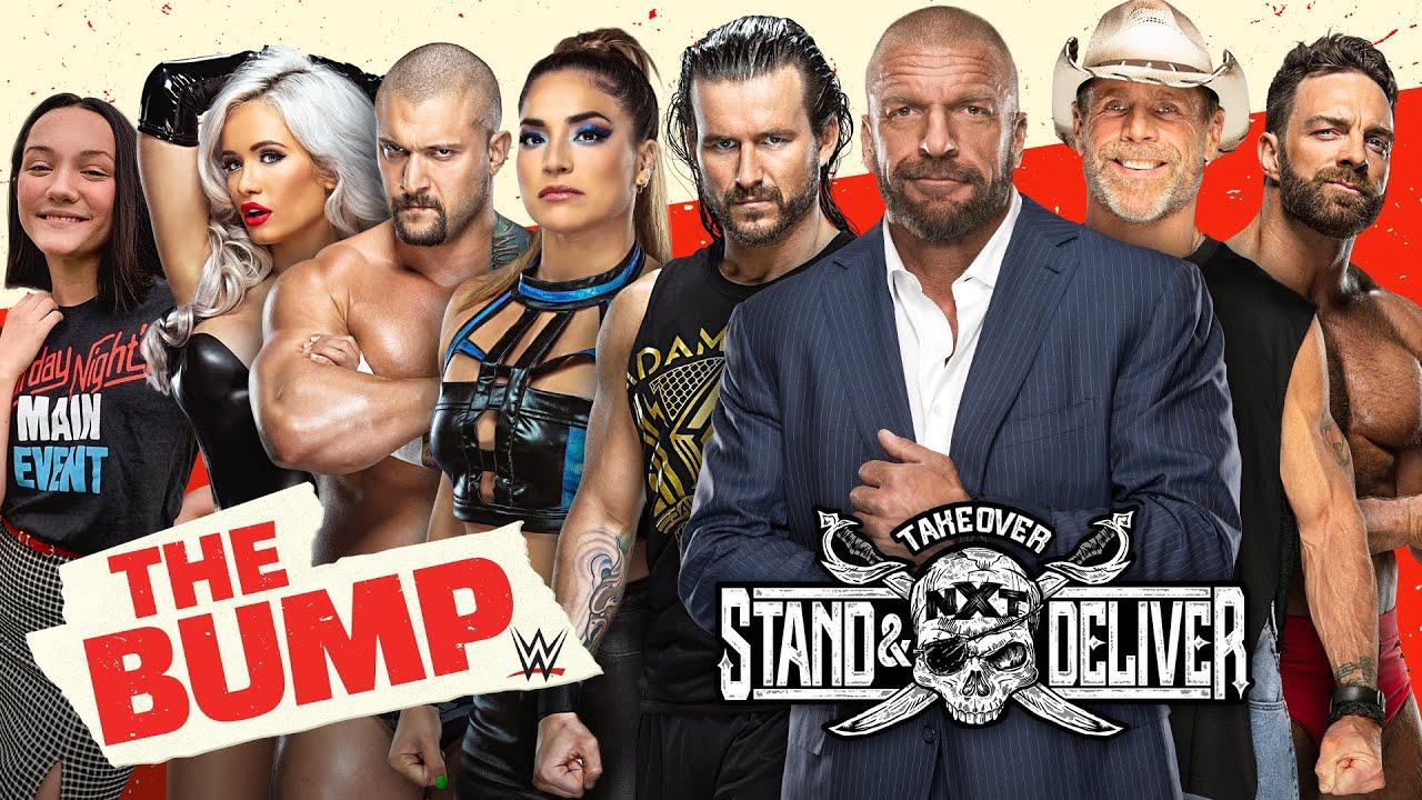 Shawn Michaels Talks NXT Cruiserweight Unification Match, Finn Balor, More