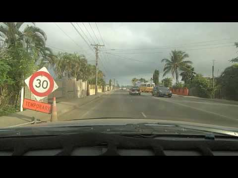 Road condition around Suva July 4 2020