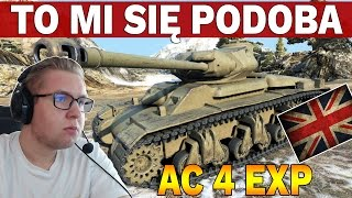 TO MI SIĘ PODOBA - AC 4 Experimental - Bitwy - World of Tanks
