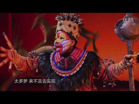 The Lion King Musical- Shanghai China