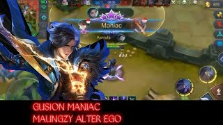 Game play mid lane gusion | by alter ego MAUNGZY