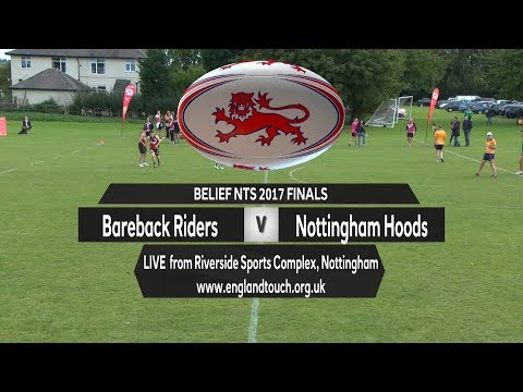 match 12   Elite 10s CUP Semi Final 2   Bareback Riders v Nottingham Hoods