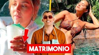 BAD BUNNY le propone MATRIMONIO a su novia GABRIELA BERLINGERI | UN DÍA | Tendencias y Tops 2020