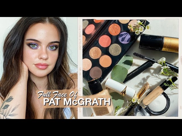FULL FACE OF PAT MCGRATH | Julia Adams