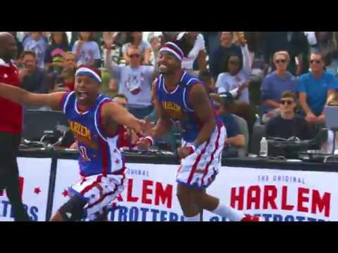 Sneak peek at The Harlem Globetrotters Southern California Special on ESPN2
