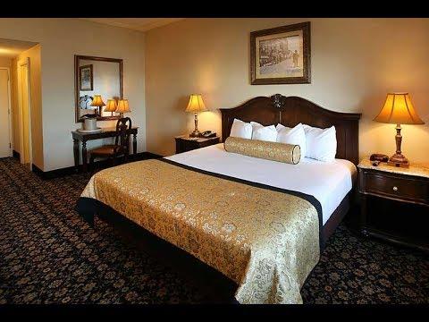 The Claridge , a Radisson Hotel in Atlantic City NJ Room Review