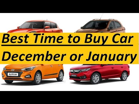 2019 Or 2018 Manufacturing Year Car. Best Buy Car In Year End Or New Car Explained