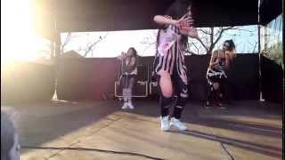 Academia de Dança Ana Monteiro - Coreografia Hip Hop - 8 Março 2014