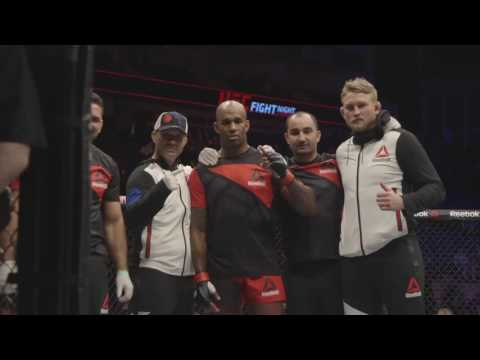 Fight Night London: Jimi Manuwa Backstage Interview