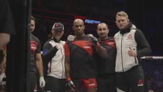 Fight Night London: Jimi Manuwa Backstage Interview