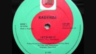 Kadenza - Let