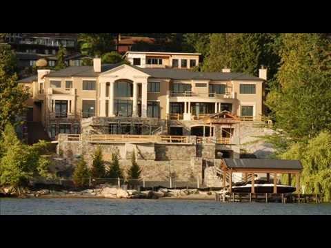 Paul Allen House Mercer Island