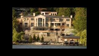 Paul Allen House Mercer Island