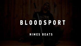 "Bushido Type Orchestral Battle Beat - ""Bloodsport"" (Prod. by Nimes)"
