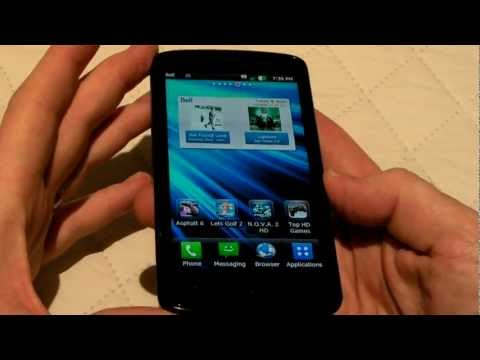 Bell LG Optimus LTE quick overview