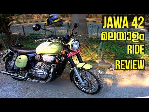 JAWA 42 Malayalam Ride Review