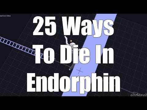 25 Ways To Die In Endorphin