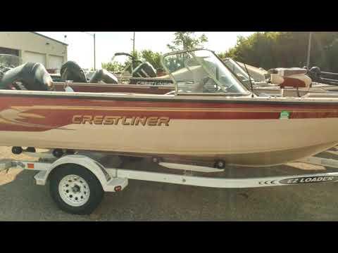 Refinishing A '99 Crestliner 1850 Sportfish Boat