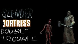 TF2 | Slender Fortress | Faceless + Bogeyman | Storage Zero