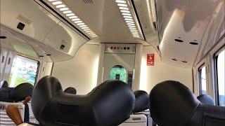 """【東芝GTO】883系0番台(ソニック)走行音 / JR-883 """"SONIC"""" sound"""
