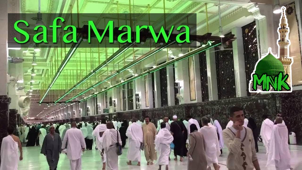Safa Marwa and Sa'i | Hajj & Umrah Planner
