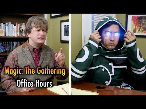 Magic: The Gathering Office Hours - Jace Beleren