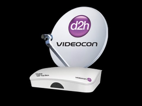 How to Install Videocon D2H With Mobile App || Easy Installation Process in Hindi