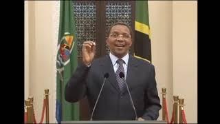 vuclip Uhusiano wa Tanzania na Rwanda  Rais Kikwete