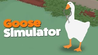 THE EVIL GOOSE!!! - Untitled Goose Game