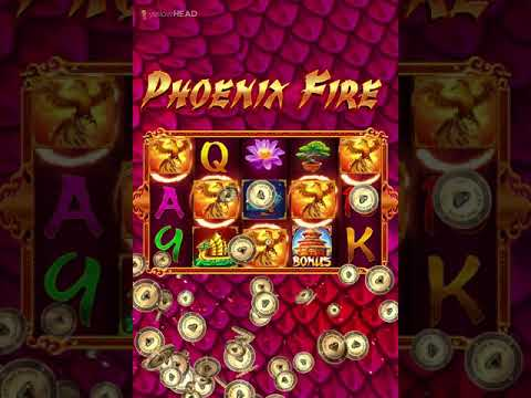 Lucky Time Slots - Phoenix Fire Slots! - 동영상