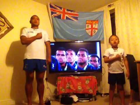 Fiji rugby 7s team wins 1st Gold 2016